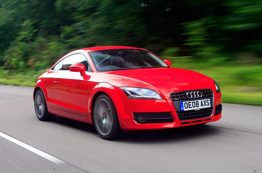 4.5 star Audi TT