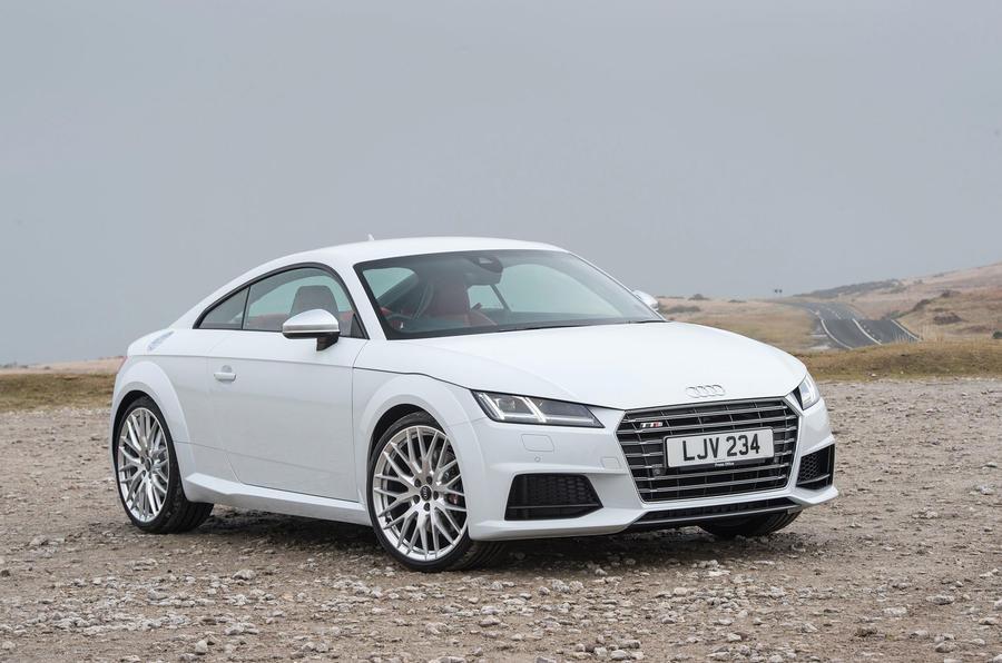 4 star Audi TTS