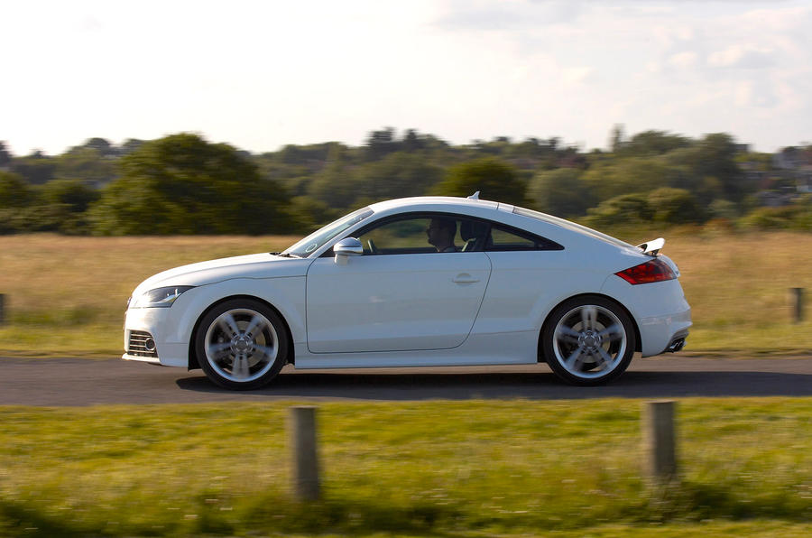 The 268bhp Audi TTS Coupé