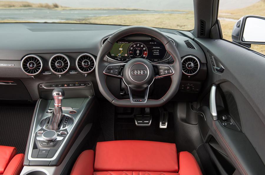 Audi Tts Review 2017 Autocar