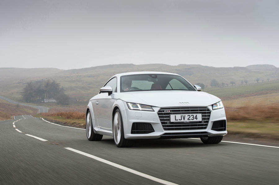 306bhp Audi TTS