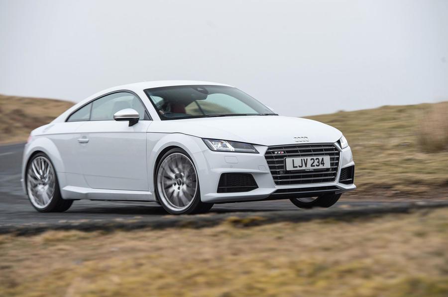 Audi TTS Review Autocar - Audi car reviews