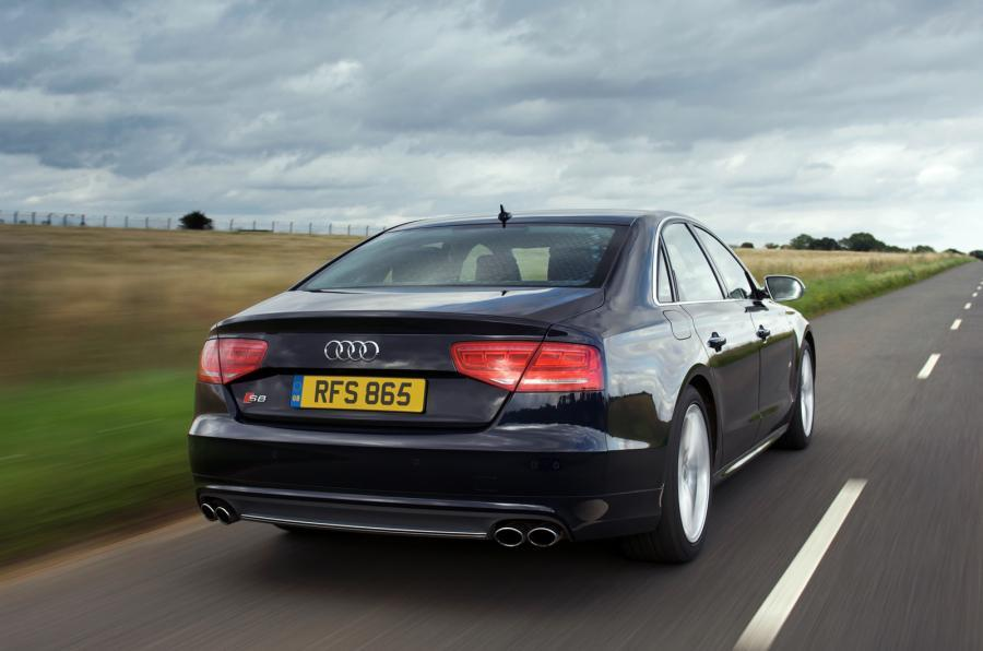 513bhp Audi S8
