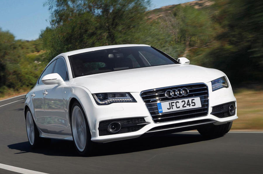 Fuel cell powered Audi A7 in development