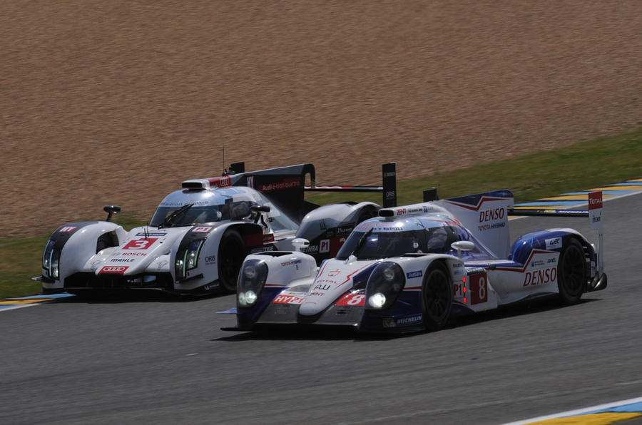 Le Mans blog - Porsche and Toyota might be quick, but will they last?
