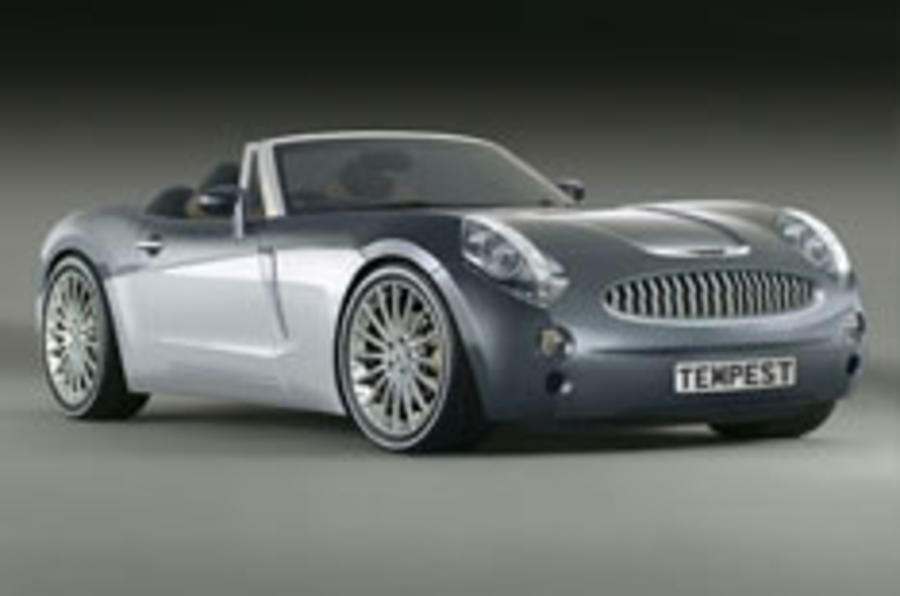 Austin-Healey to get Chinese revival