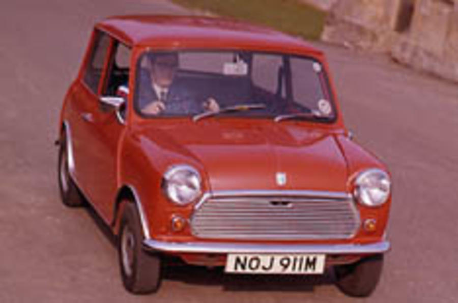 Mini is British style icon