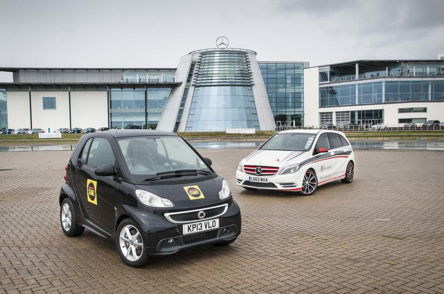 Autocar launches safer learner driver scheme