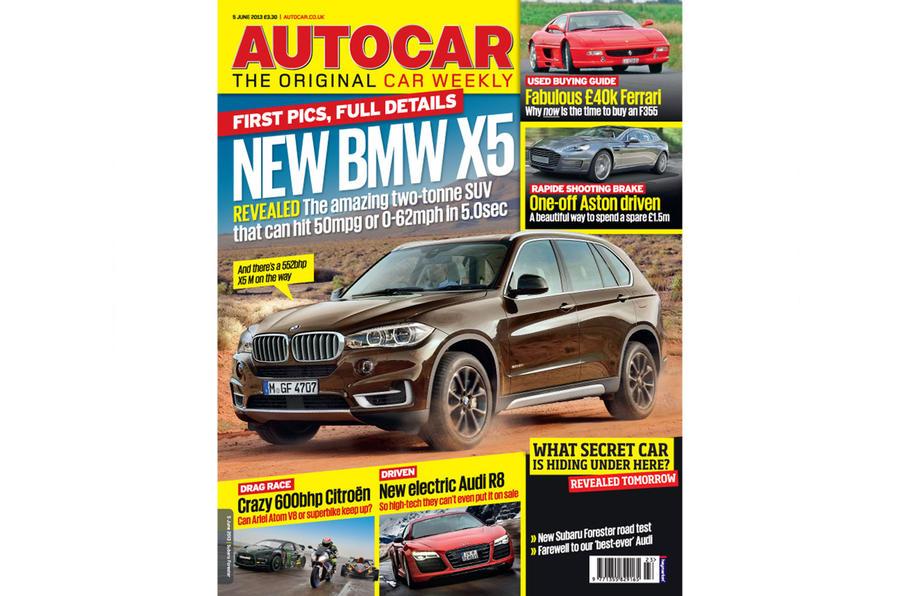 Autocar magazine 5 June