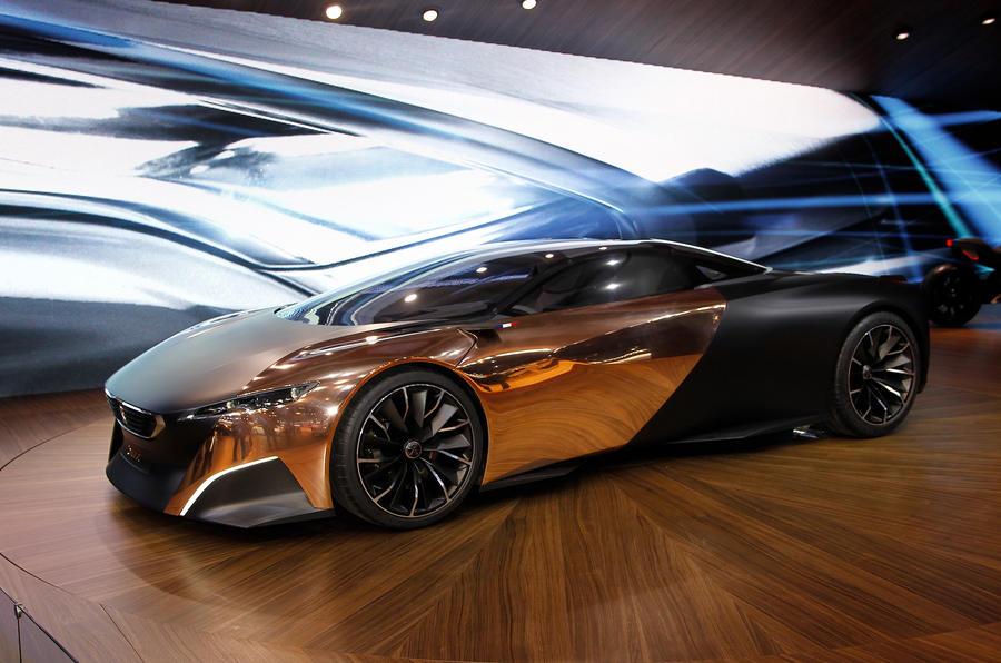 Peugeot confirms Beijing motor show concept