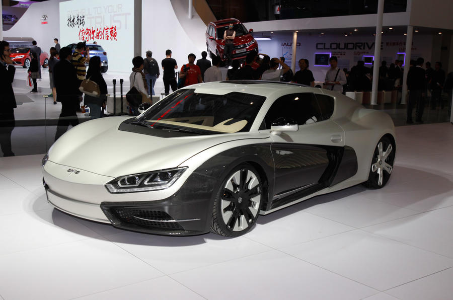 Best Of Beijing 2014 Top Chinese Cars Autocar