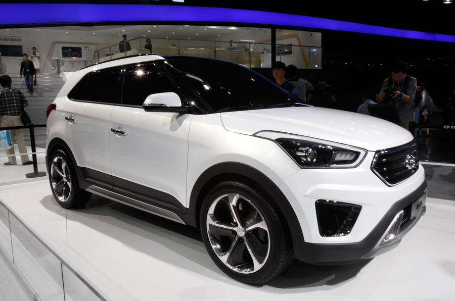 Beijing motor show 2014 report and gallery