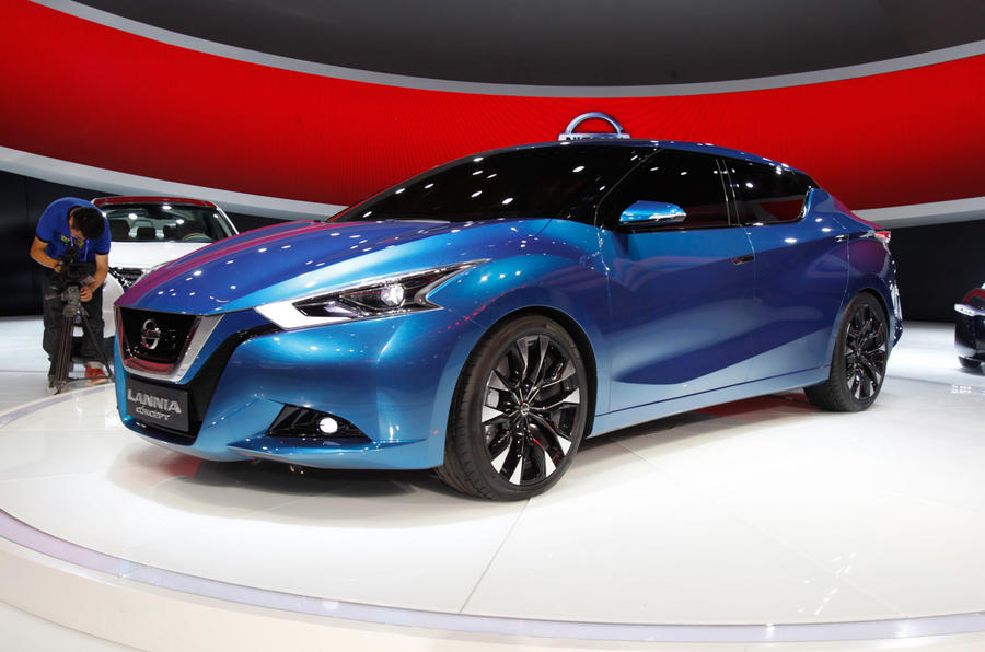 Nissan Lannia concept targets younger buyers