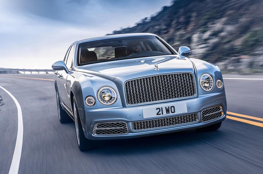Bentley Mulsanne Review 2019 Autocar