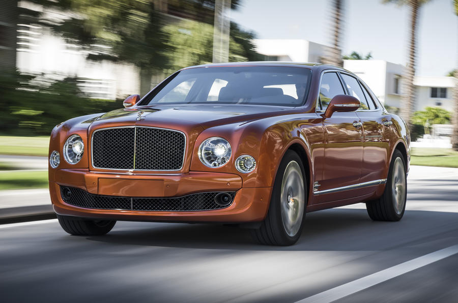 Bentley Mulsanne Speed 2015 review | Autocar