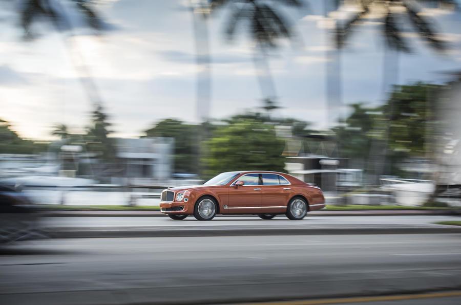 2015 Bentley Mulsanne Speed review