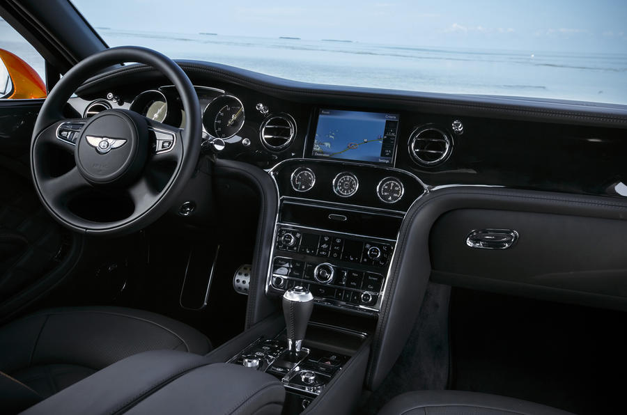 2015 Bentley Mulsanne Speed review