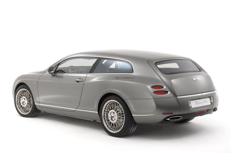 Bentley 'estate' production boost