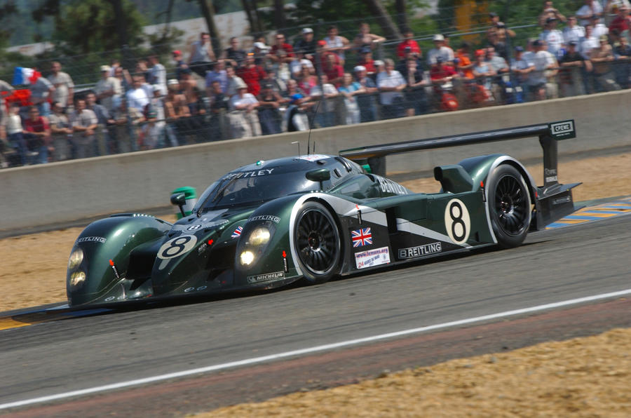 Bentley 'to race all-new LMP1' car