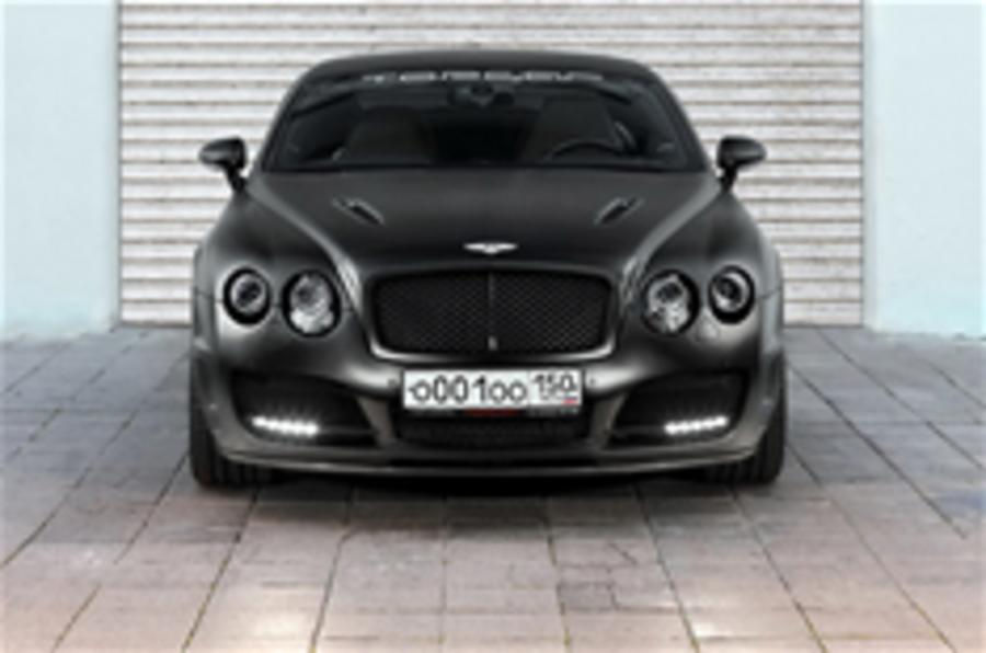 Revised Bentley Continental GT