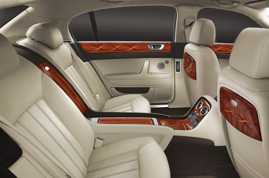 Limited-edition Bentley unveiled