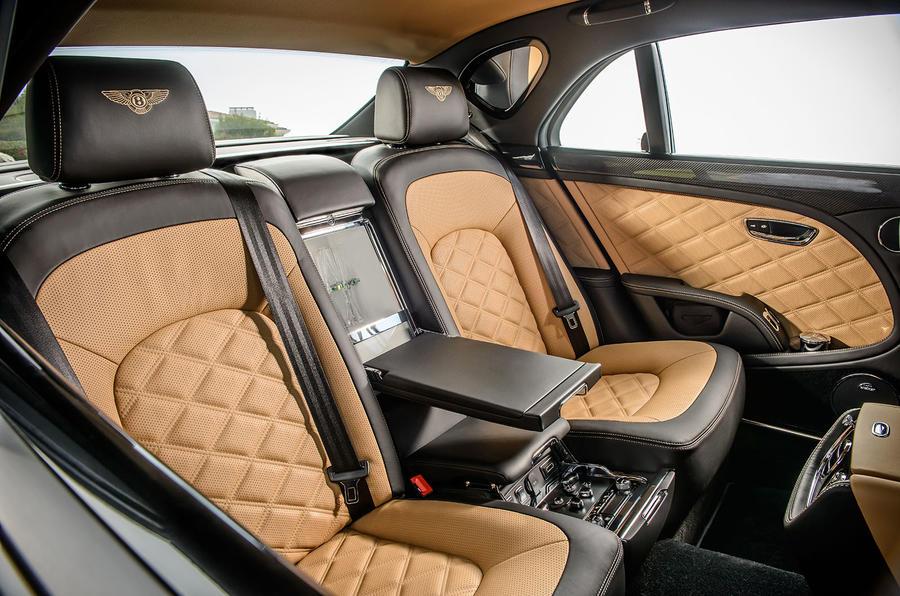 Bentley Mulsanne Speed unveilved