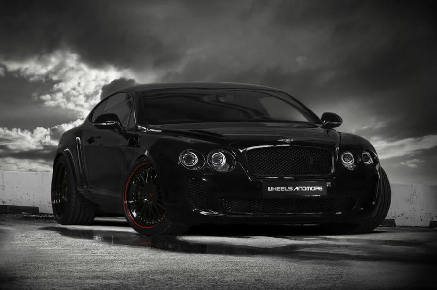 692bhp Bentley Supersports