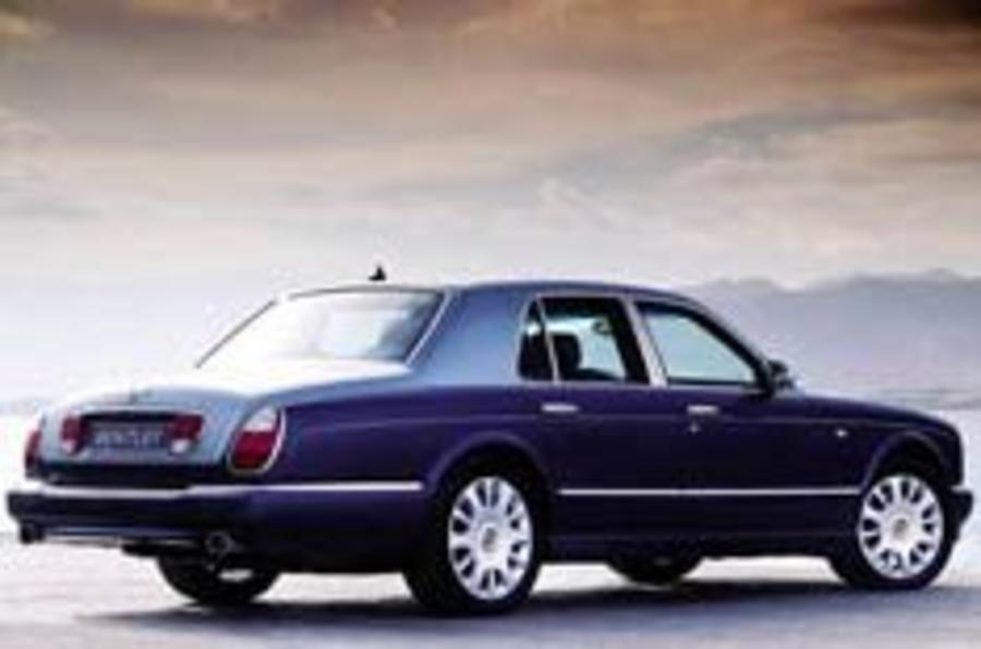 All-new Arnage for 2008