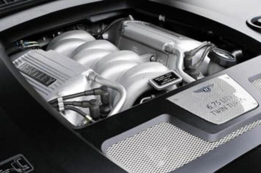 "Bentley ""open to hybrid power"""