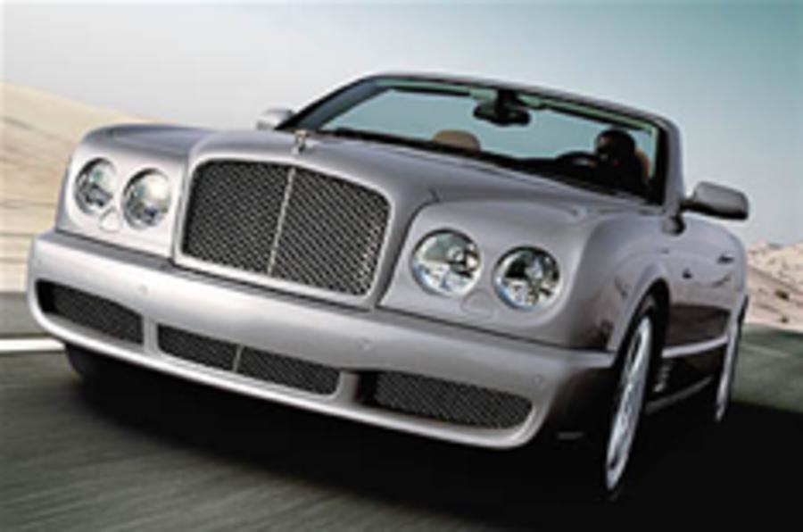 Bentley increases UK prices