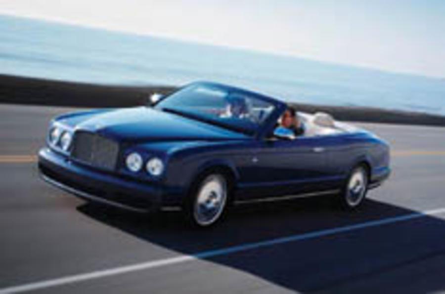 Azure skies ahead for Bentley
