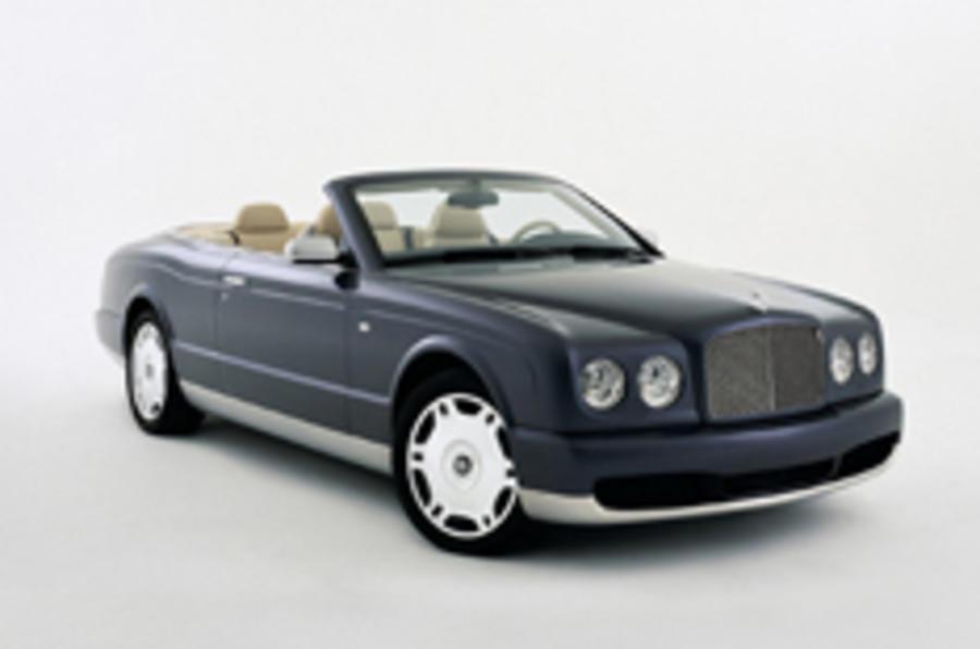 Bentley range-topper returns