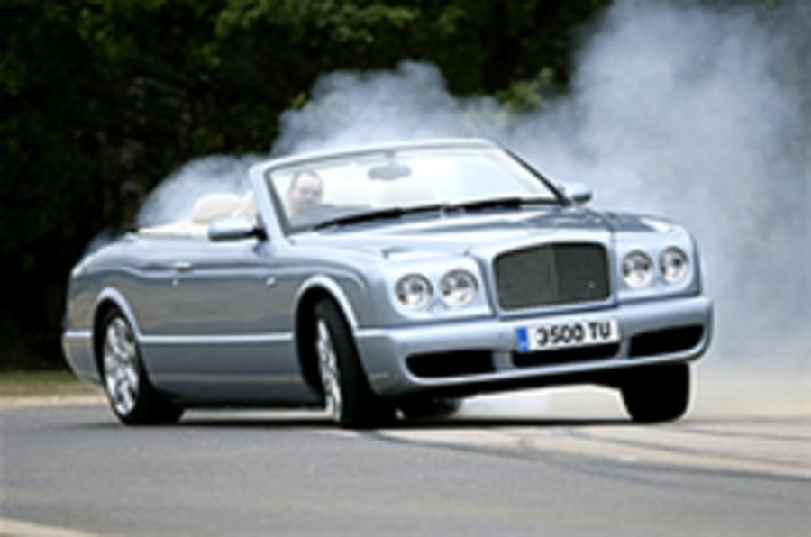 Bentley 'we won't do a diesel'