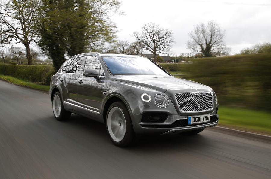Bentley Bentayga Review 2017 Autocar
