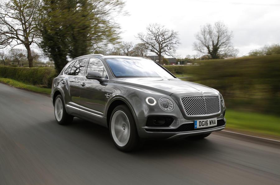 Bugatti Prices >> Bentley Bentayga Review (2018) | Autocar