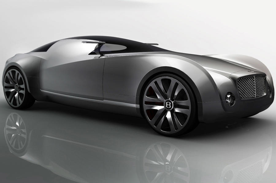 Bentleys of the future revealed