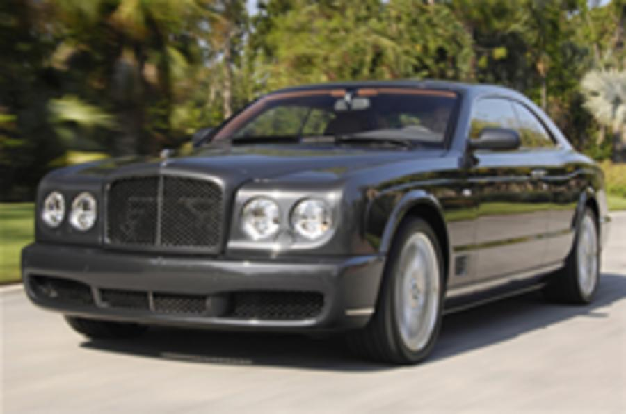 Bentley Brooklands: in detail