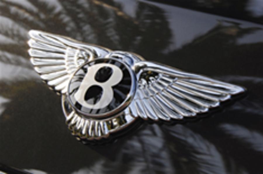 Bentley sets 120g/km target