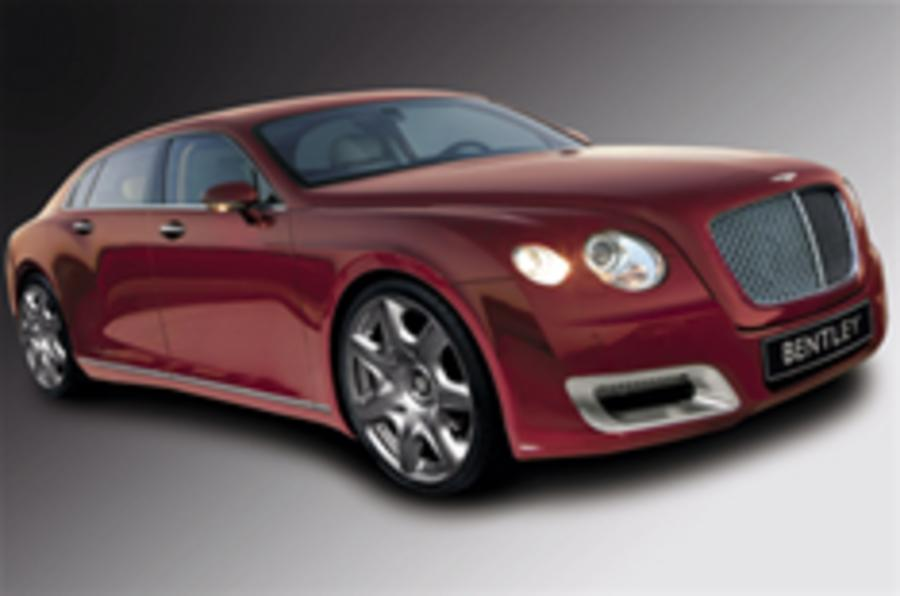 Bentley special: Arnage to go green