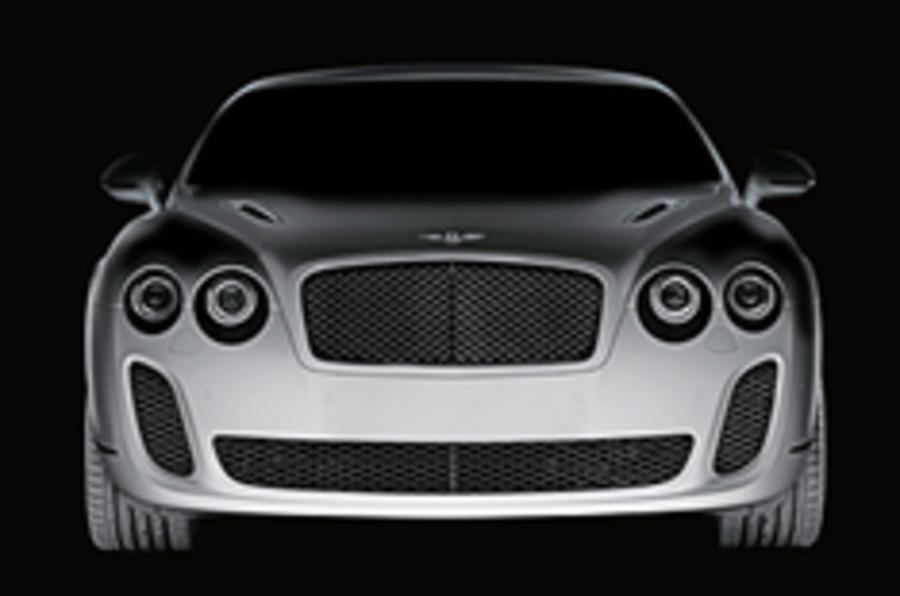 Extreme Bentley for Geneva