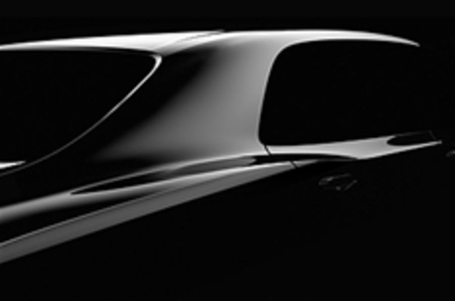 New Bentley teaser picture