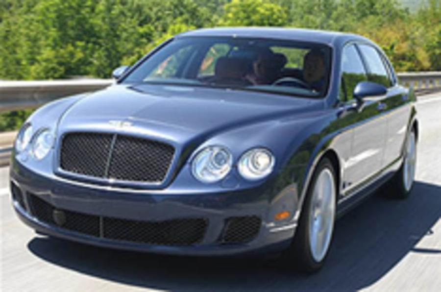 Bentley considers diesel
