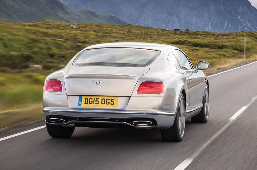 Bentley Continental Gt Review 2018 Autocar