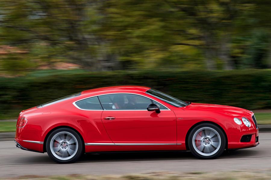 521bhp Bentley Continental GT V8 S