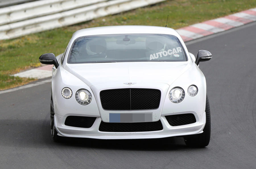 Bentley readies more focussed Continental GT