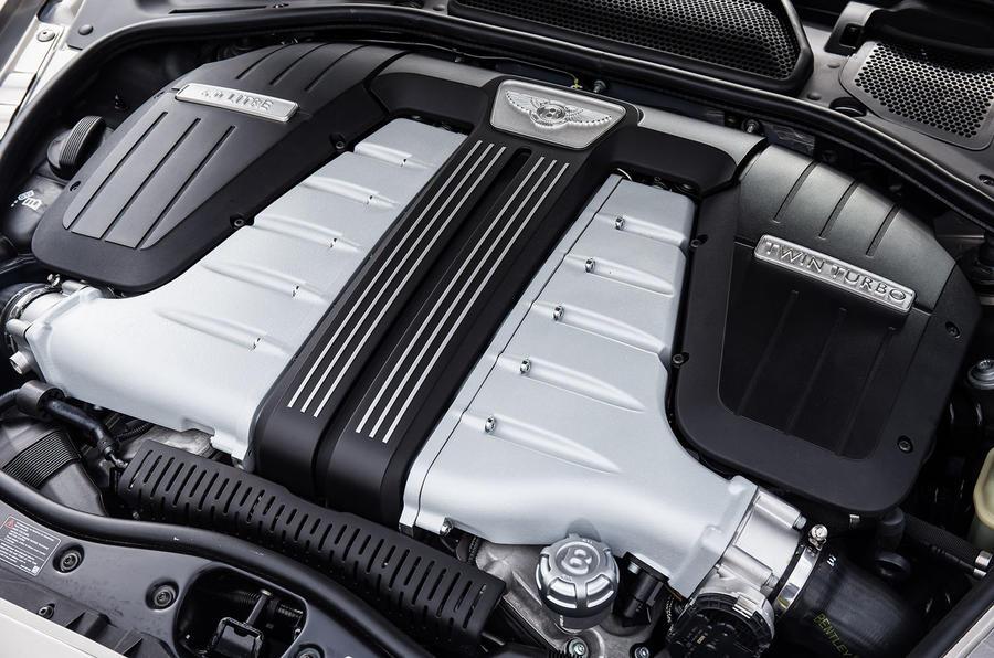 Bentley continental gt length