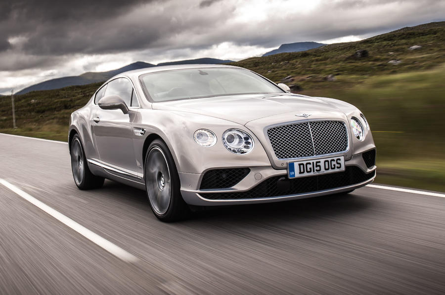 bentley continental gt review 2018 autocar. Black Bedroom Furniture Sets. Home Design Ideas
