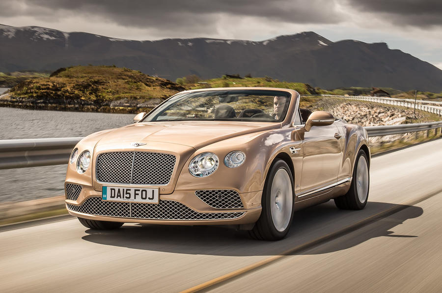 Image result for Bentley Continental GTc