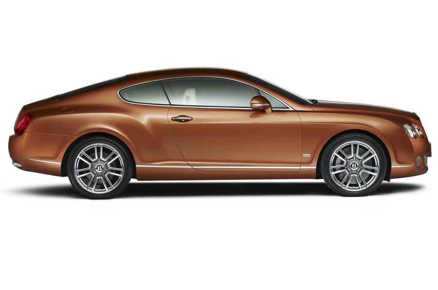 Two new Bentleys for China