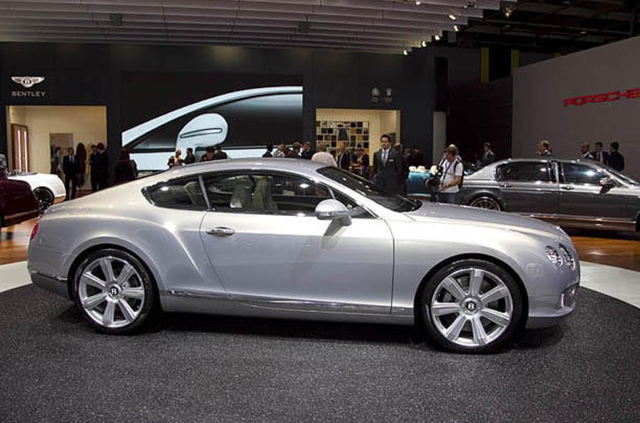 Bentley GT to get Audi S Tronic